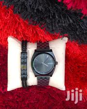 Original Black Nixon With Bracelet | Jewelry for sale in Greater Accra, Dansoman