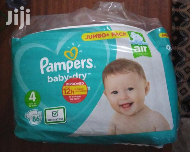 Archive: Pampers Baby Dry Size 4