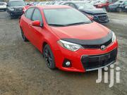 Toyota Corolla 2015 Red | Cars for sale in Ashanti, Obuasi Municipal