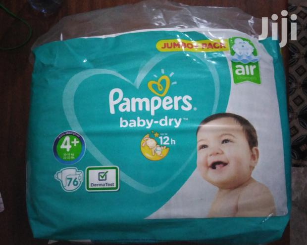Pampers Baby Dry Size 4+
