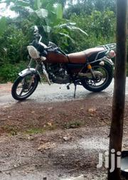 Haojue DK125 HJ125-30 2019 Brown | Motorcycles & Scooters for sale in Western Region, Nzema East Prestea-Huni Valley
