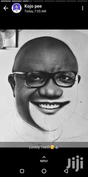 Zakart Pencil And Painting Work | Arts & Crafts for sale in Ashanti, Kumasi Metropolitan