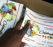 Booklets Printing (Funneral)   Computer & IT Services for sale in Greater Accra, Accra Metropolitan