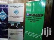 Affordable Pull-up Banner Printing   Computer & IT Services for sale in Greater Accra, Accra new Town
