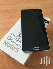 New Samsung Galaxy Note 5 32 GB Black | Mobile Phones for sale in Greater Accra, Osu Alata/Ashante