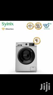 Full Automatic Syinix 7kg Front Load Washing Machine | Home Appliances for sale in Greater Accra, Cantonments