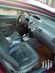Honda Civic 2009 1.6i ES Automatic Red | Cars for sale in Greater Accra, Adenta Municipal