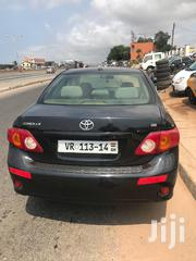 Toyota Corolla 2009 Black | Cars for sale in Greater Accra, Abelemkpe