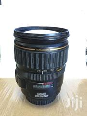 Canon EF 28-135mm F/3.5-5.6 IS USM Lens | Cameras, Video Cameras & Accessories for sale in Greater Accra, South Labadi