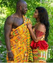 Latest Set Of Bonwire Kente Cloth | Clothing for sale in Greater Accra, Labadi-Aborm