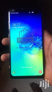 Samsung Galaxy S10 Plus 128 GB Black | Mobile Phones for sale in Greater Accra, Dzorwulu