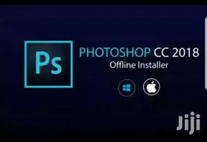 Adobe Photoshop CC 2018 Offline Installer(Mac/Win)