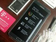 New Samsung Galaxy Note 4 32 GB Black | Mobile Phones for sale in Greater Accra, Adenta Municipal