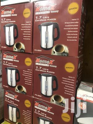 Home X Germany Cordless Kettle 1.7 Liters