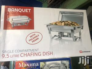 Single Compartment Chafing Dish 9.5 Liters