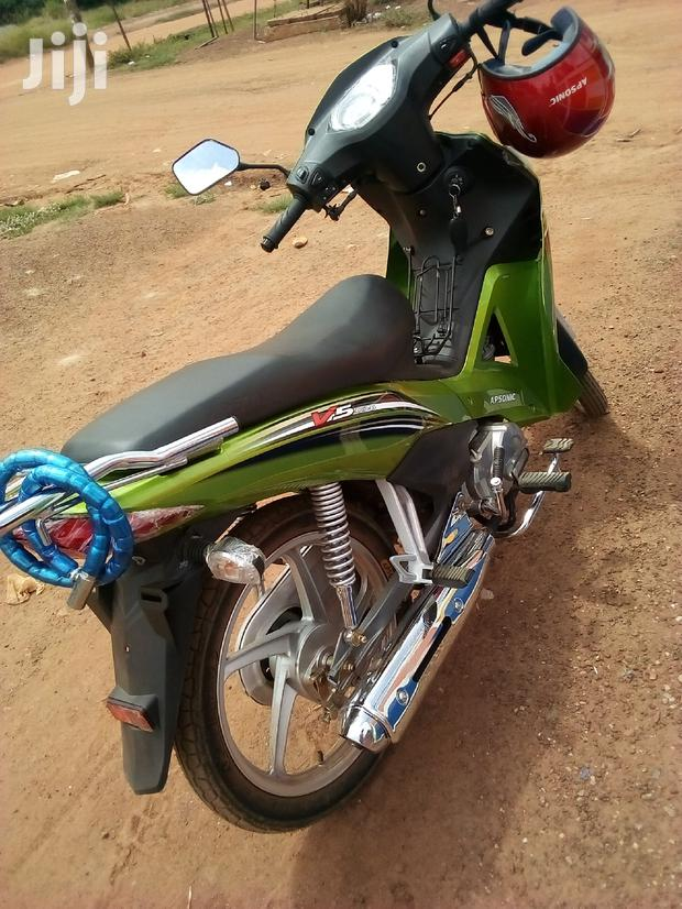 Archive: New Motorcycle 2019 Green