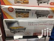 Double Compartment Chafing Dish | Kitchen & Dining for sale in Greater Accra, Adabraka