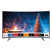 Samsung UHD 4K Curved Smart Wifi UA49RU7300 Tv 49 Inches | TV & DVD Equipment for sale in Greater Accra, Accra new Town