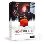 SOUND FORGE Audio Studio 13 | Software for sale in Ashanti, Kumasi Metropolitan
