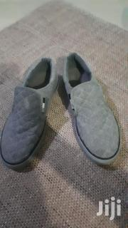 Gray Canvas Shoes | Shoes for sale in Greater Accra, East Legon