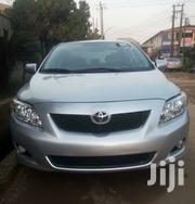 Toyota Corolla 2009 1.6 Advanced Silver | Cars for sale in Northern Region, Gushegu