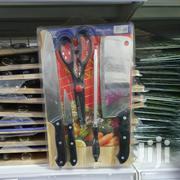 5 Pcs Knife Set With Cutting Board | Kitchen & Dining for sale in Greater Accra, Accra Metropolitan