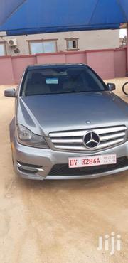Mercedes-Benz C350 2013 Silver | Cars for sale in Brong Ahafo, Kintampo North Municipal