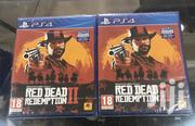 Ps4 Red Dead Redemption 2 | Video Games for sale in Greater Accra, East Legon