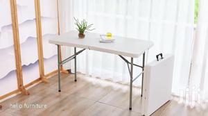 4 Seater Portable Foldable Table