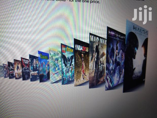 Xbox One Loading Games