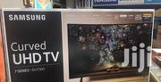 New Samsung 55 Inches Curved Uhd Smart 4K TV Digital Satellite | TV & DVD Equipment for sale in Greater Accra, Accra Metropolitan