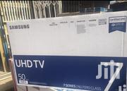 Samsung 50 Inches Uhd Smart 4K Digital Satellite LED New | TV & DVD Equipment for sale in Greater Accra, Accra Metropolitan