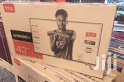 New TCL 43 Inches Smart Andriod TV Digital Satellite LED TV | TV & DVD Equipment for sale in Greater Accra, Accra Metropolitan