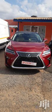 Lexus RX 2016 350 AWD Red | Cars for sale in Greater Accra, Tema Metropolitan