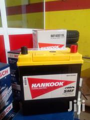 Hankook Car Battery 11 Plates + Free Instant Delivery | Vehicle Parts & Accessories for sale in Greater Accra, Avenor Area