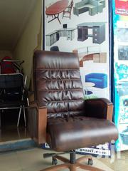 Executive Brown Swivel Chairs | Furniture for sale in Greater Accra, Kokomlemle