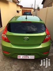 Hyundai Accent 2012 SE Automatic Green | Cars for sale in Greater Accra, Dansoman