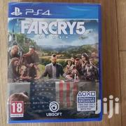 FAR CRY 5 PS4 GAME CD FREE DELIVERY | Video Game Consoles for sale in Greater Accra, East Legon