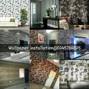 General Painting,Wall Design $Wallpaper Installer | Home Accessories for sale in Greater Accra, Okponglo