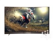"TCL C49P3FS Full HD Smart Curved LED TV - 49"" Black 
