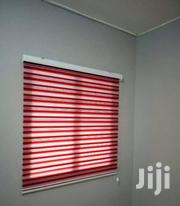 Red and White Stripes Curtains Blinds | Home Accessories for sale in Greater Accra, Accra new Town