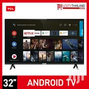 "Xmas Promo TCL 32"" Smart Android Satellite LED Tv_black 