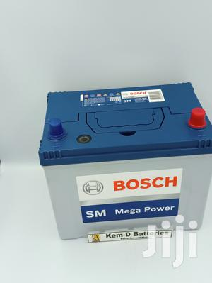 15 Plates Bosch Car Battery - For Corolla - Free Home Delivery