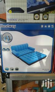 Air Chair And Center Bed With Electric Pump | Furniture for sale in Greater Accra, Accra Metropolitan