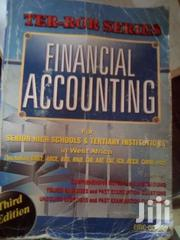 Financial Accounting Text Book | Books & Games for sale in Greater Accra, Accra new Town