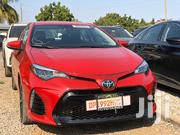 New Toyota Corolla 2017 Red | Cars for sale in Greater Accra, Teshie-Nungua Estates