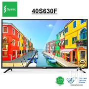 "Syinix 40S630F Full HD Digital Satellite LED TV - 40"" Black 