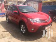 Toyota RAV4 2016 XLE AWD (2.5L 4cyl 6A) Red | Cars for sale in Brong Ahafo, Sunyani Municipal