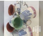 Ceramic Tea Cups With Stand For Sale | Kitchen & Dining for sale in Greater Accra, Ga West Municipal