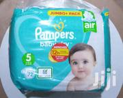 Pampers Baby Dry Size 5 | Baby & Child Care for sale in Greater Accra, Airport Residential Area